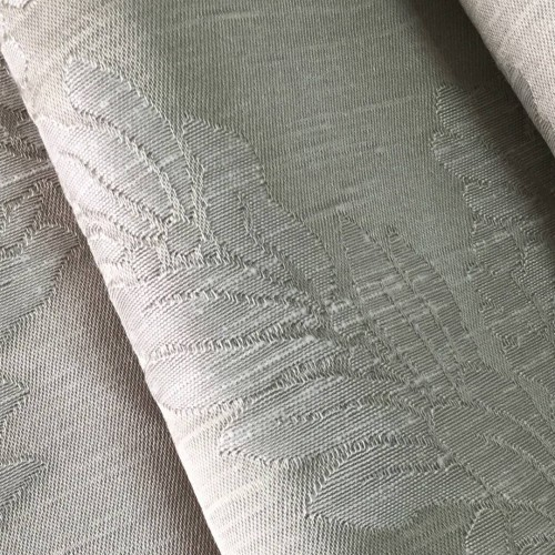 Damas Monsigny fabric - Lelièvre