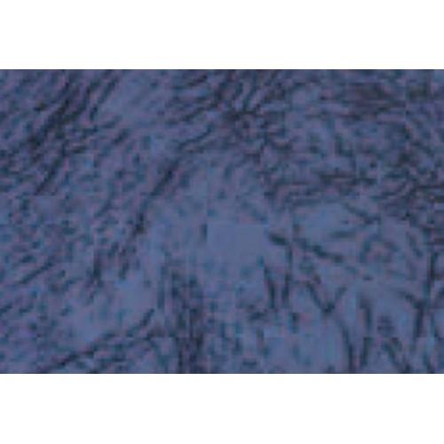 Tissu microfibres pour bus MICROMOTION modèle Flore - Coloris bleu