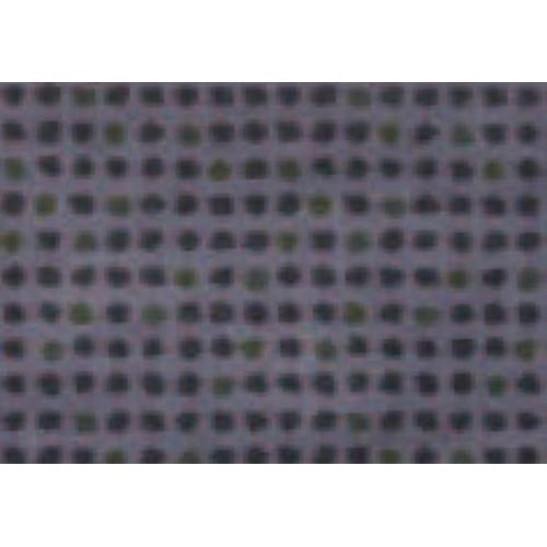 Tissu microfibres pour bus MICROMOTION modèle Carré - Coloris gris / vert