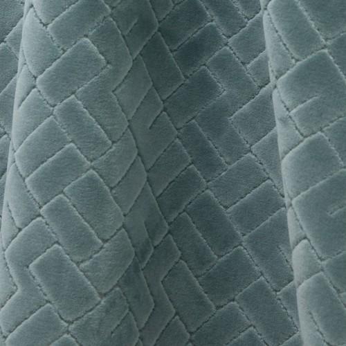 Vallauris velvet fabric - Lelièvre