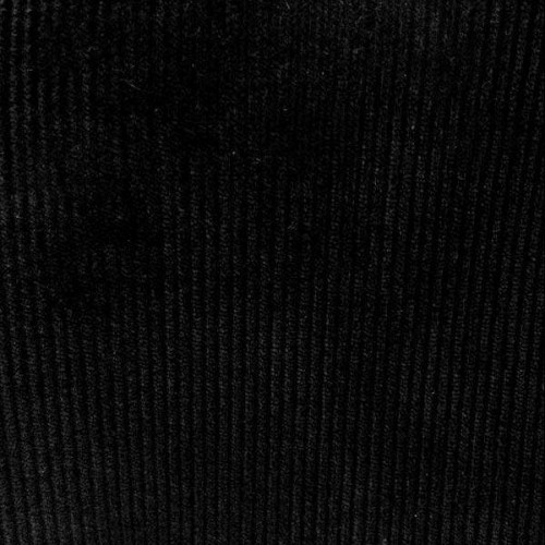 Tissu d'origine noir côtelé pour 205 GTI et 205 CTI