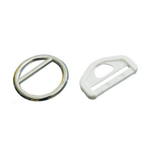Anneaux Velum aluminium ou plastique