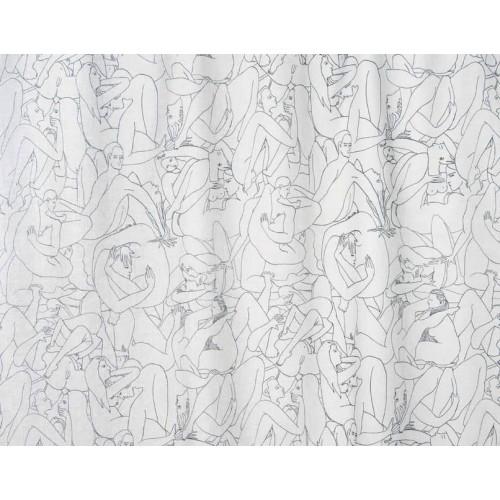 Tissu d'ameublement Le Couple Voile de Pierre Frey référence F2987001