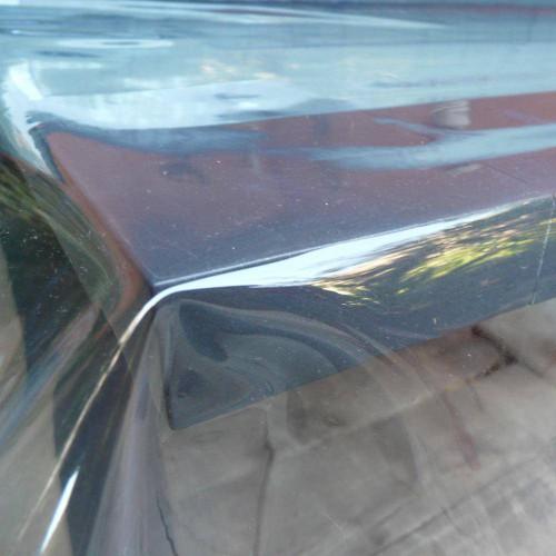 Nappe plastique transparente 260 x 160 cm