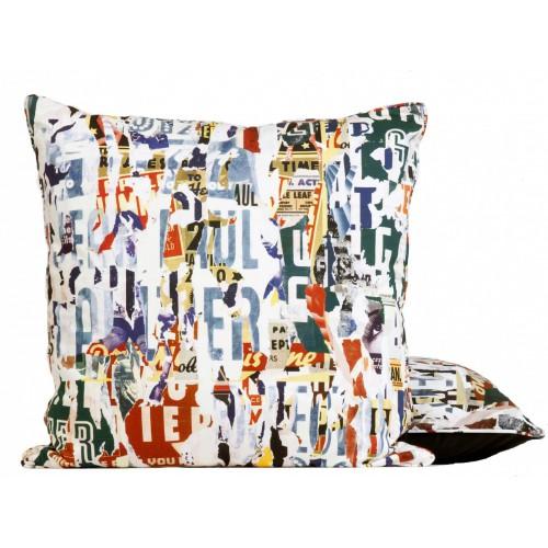 Souvenirs Cushion - Jean Paul Gaultier