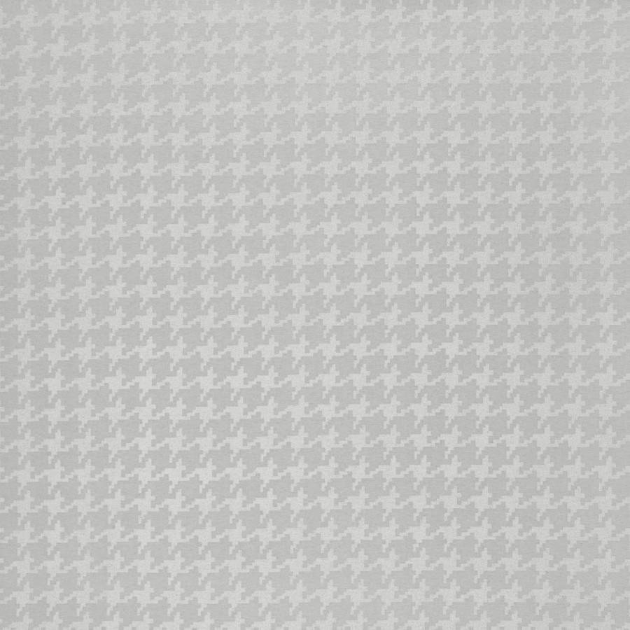 Simili cuir d'ameublement impression géométrique Vintage Style de Englisch Dekor coloris Argile A2804/140