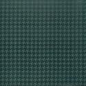 Simili cuir d'ameublement impression géométrique Vintage Style de Englisch Dekor coloris Vert pin A2798/140