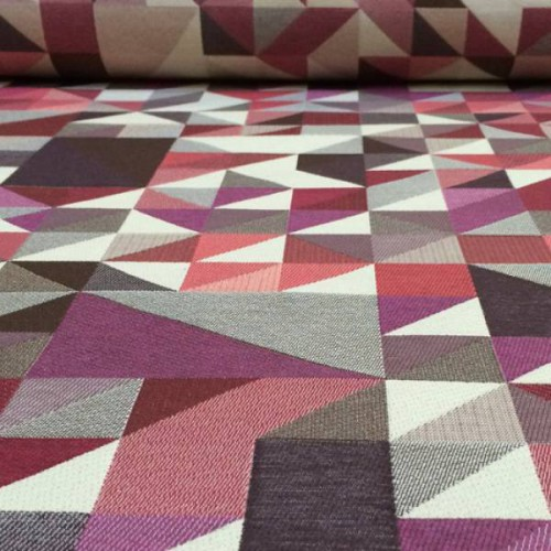 Tissu FABRIxx Triangles par Oniro Textiles