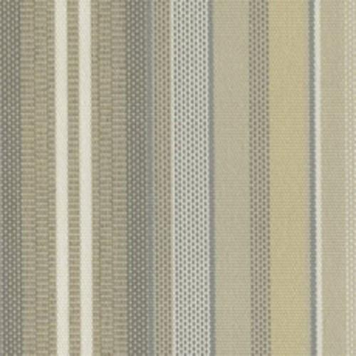 Tissu d'extérieur Agora Rayure de Tuvatextil coloris Beige 3787