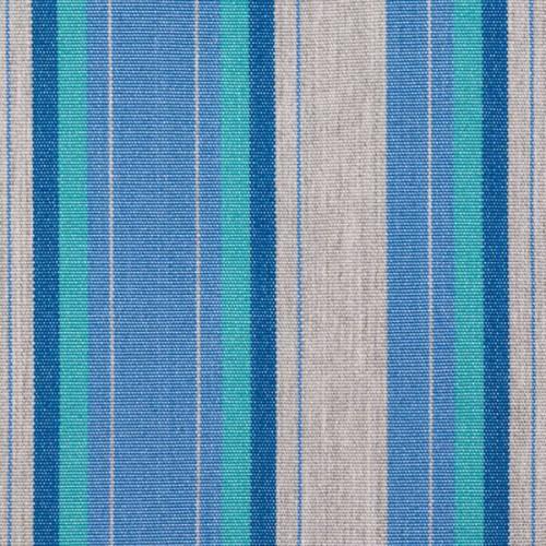 Tissu d'extérieur Agora Abaco de Tuvatextil coloris Bleu 3956