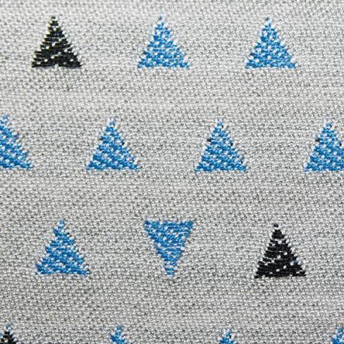 Tissu d'extérieur Agora Trian de Tuvatextil coloris Bleu 3933