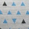 Tissu d'extérieur Agora Trian - Tuvatextil - Bleu 3933