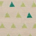 Tissu d'extérieur Agora Trian de Tuvatextil coloris Vert 3932