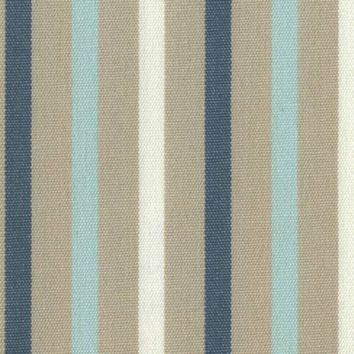 Tissu dralon d'extérieur Acrisol Poetry de Tuvatextil coloris Bleu C-92