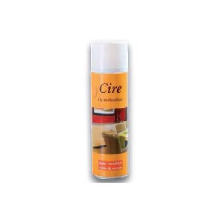 Maintenance Wood wax spray