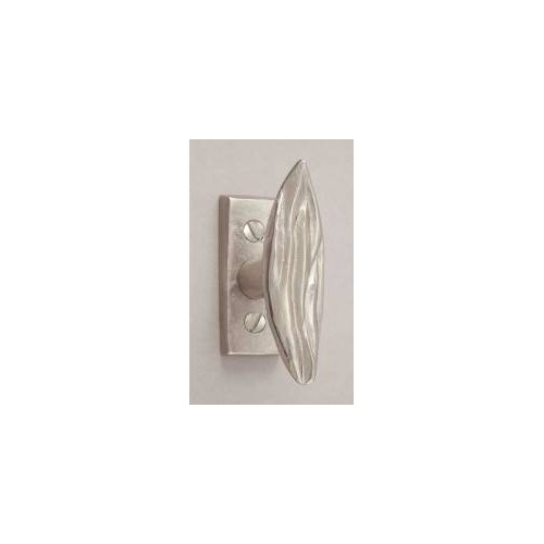 Bronze rose on window handle Empreinte - Bronze nickel