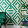 Agate velevt fabric - Nobilis