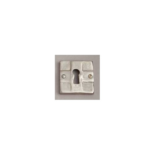 Bronze lock for rose on window handle Caro - Lock L bronze nickel