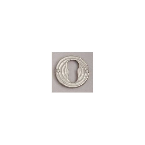 Bronze lock for rose on window handle Empreinte - Lock Y bronze nickel