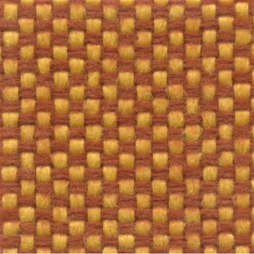 Tissu Maya de Fidivi coloris Acajou 9302