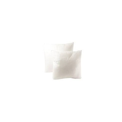 Square cushion polyester fiber 40 x 40 cm