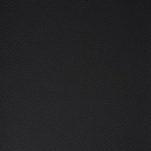 Cuir de taureau grain plat épaisseur 1.1 / 1.2 mm - Noir