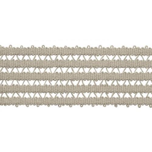 Braid 70 mm Fleurs de lin - Houlès