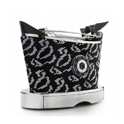 Grille pain Volo cristaux de lumière - Cristaux argent et noir