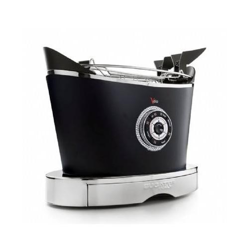 Grille pain Volo détails de lumière - Noir