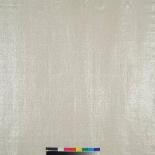 Tissu Lin Lamé de Dominique Kieffer coloris Argent 17119-003