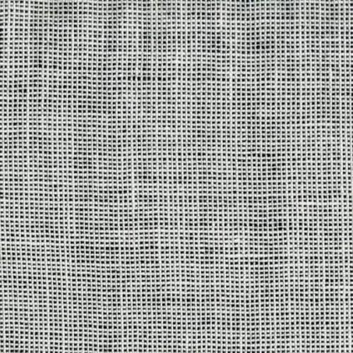 Tissu Bucolique de Dominique Kieffer coloris Acier 17198-001