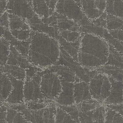 Tissu Défilé de Dominique Kieffer coloris Acier 17227-003