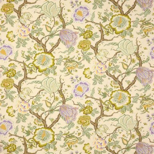 Tissu Brahmane de Manuel Canovas coloris Absinthe 01287-02