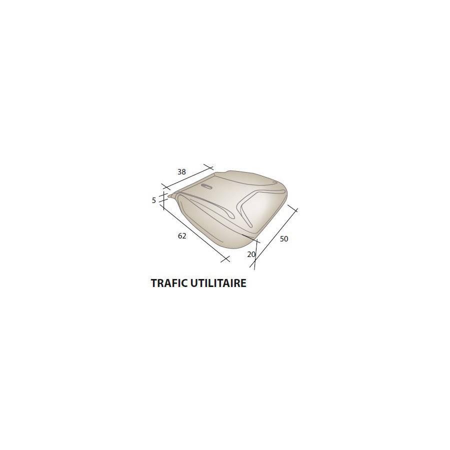 Mousse d\'assise siège RENAULT Trafic utilitaire Années 2000 - 2014