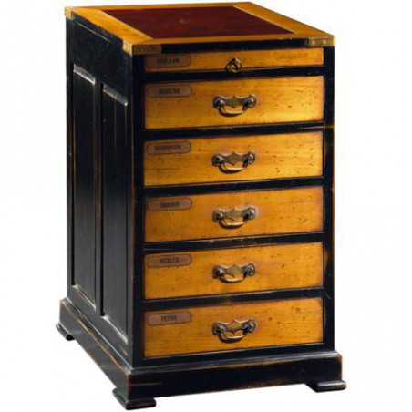 Winemaker's desk drawer unit - Félix Monge