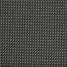 Tissu d'origine BIATHLON pour AUDI A3 S Line - Anthracite