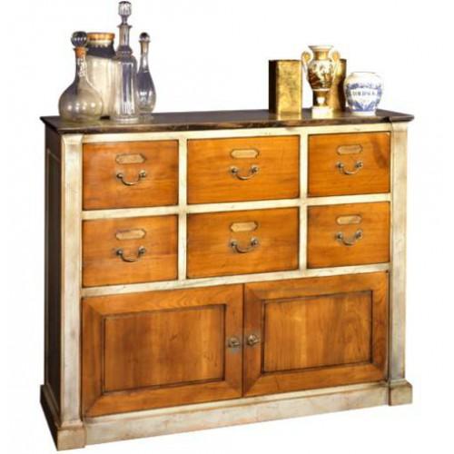 Tea maker's cabinet - Félix Monge