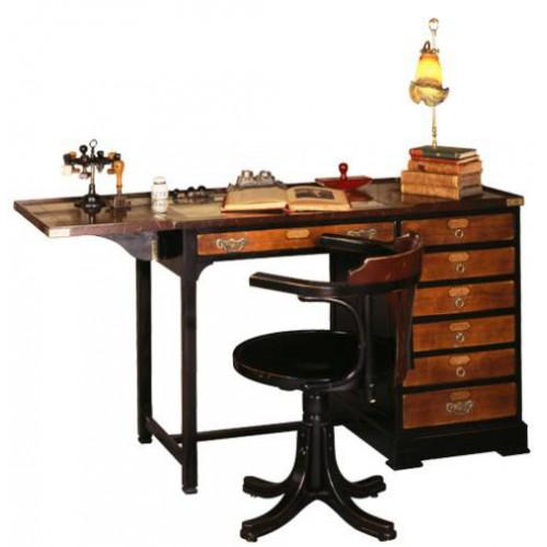Watchmaker's desk - Félix Monge