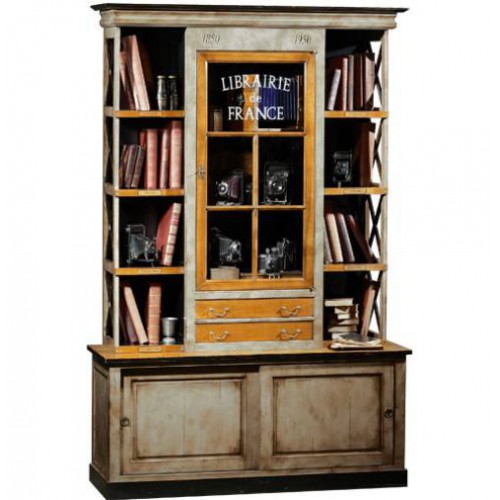 Bookseller furniture - Félix Monge