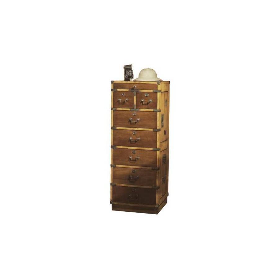 meuble de voyages 8 tiroirs f lix monge. Black Bedroom Furniture Sets. Home Design Ideas