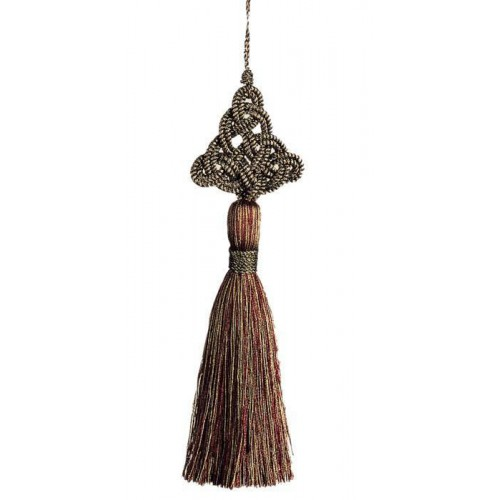 Set of 4 Key Tassel Luxury collection - Houlès