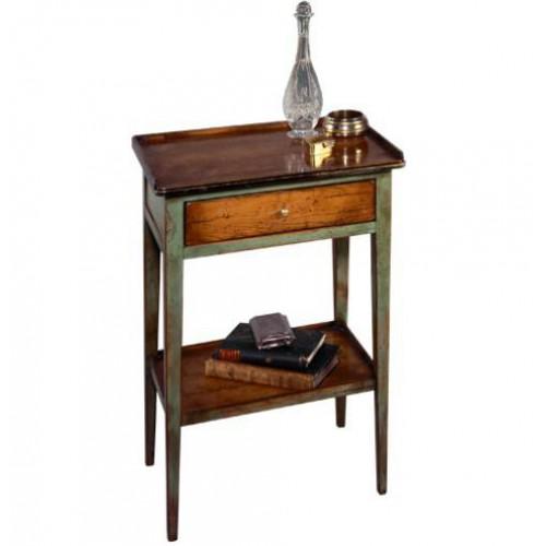 """Table """"Verre d'Eau"""" 1 tiroir - Félix Monge"""