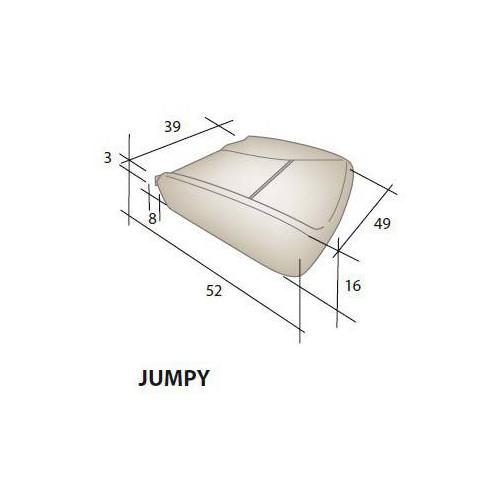 Mousse d'assise siège CITROEN Jumpy