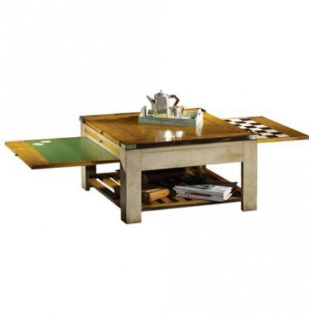 Pastime playing table - Félix Monge