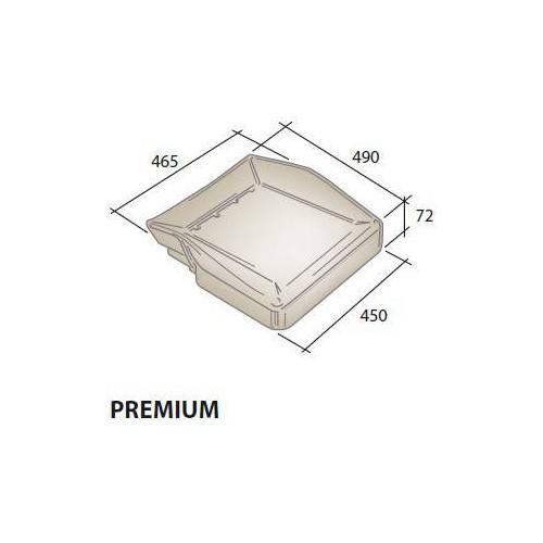 Mousse d'assise siège RENAULT Premium