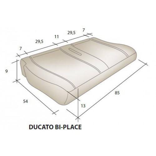 Mousse d'assise siège Fiat DUCATO Bi place