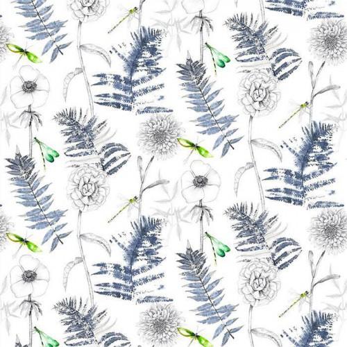 Acanthus fabric - Designers Guild