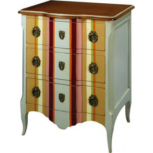 Mini chest 3 drawers Marie Antoinette - Labarère