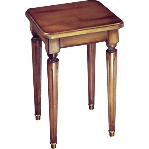 Stool for desk and dressing table Marie Antoinette - Labarère