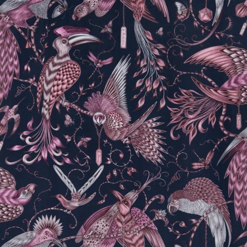 Audubon velvet fabric - Clarke & Clarke